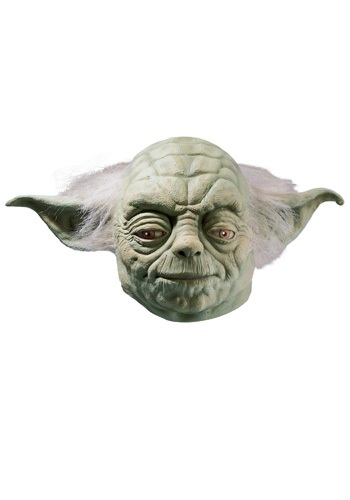Deluxe Yoda Latex Mask By: Rubies Costume Co. Inc for the 2015 Costume season.