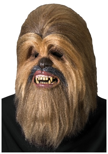 Authentic Supreme Edition Chewbacca Mask By: Rubies Costume Co. Inc for the 2015 Costume season.