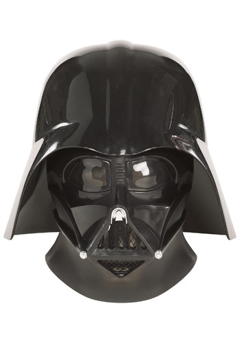 Click Here to buy Darth Vader Authentic Mask and Helmet Set from HalloweenCostumes, CDN Funds