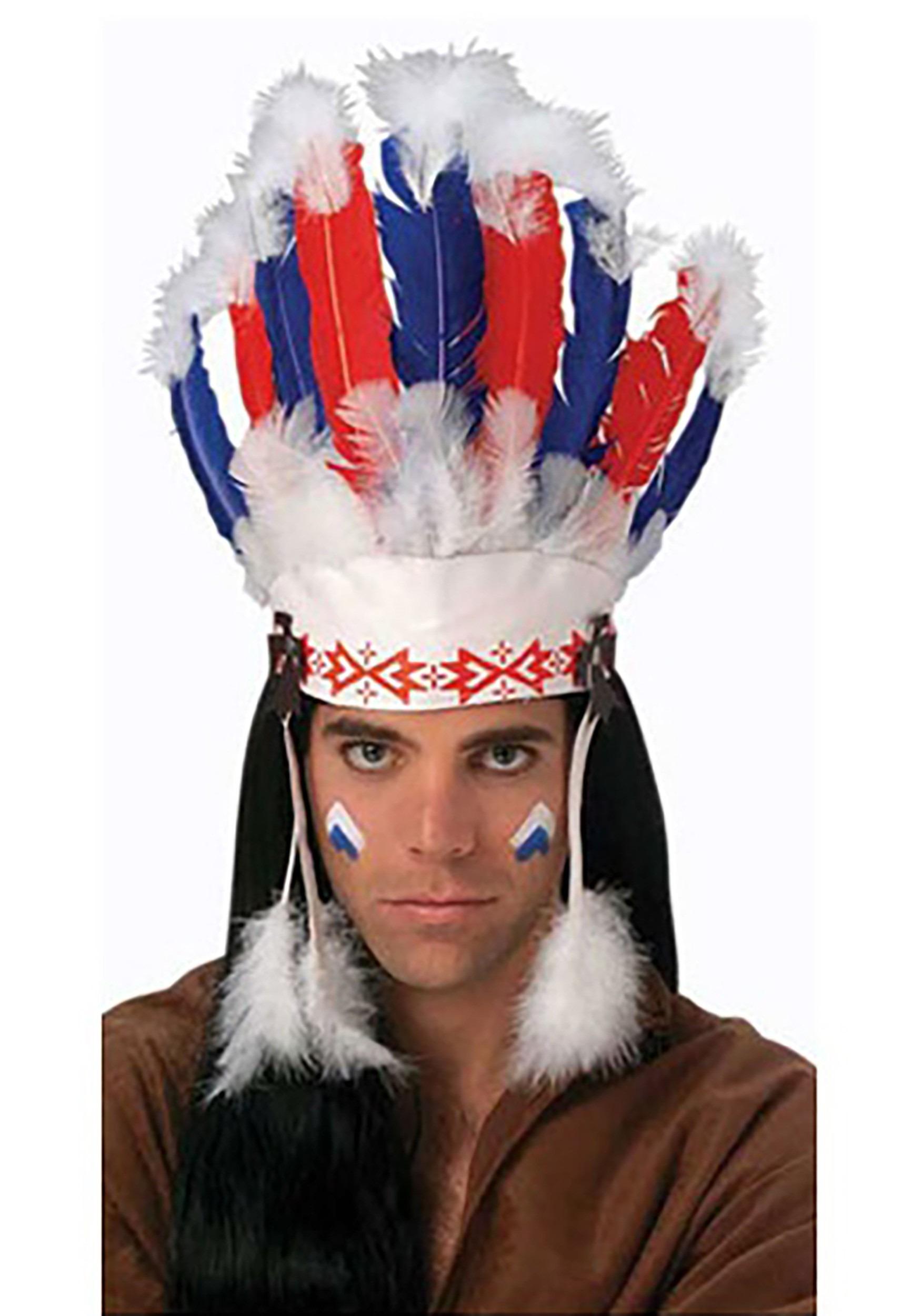 Native American Chief Headdress