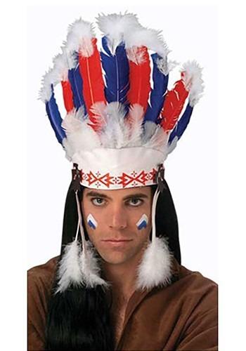 sc 1 st  Halloween Costumes & Native American Chief Headdress