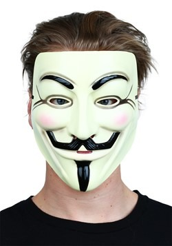 V for Vendetta Mask Update
