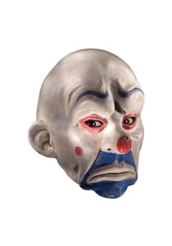 Click Here to buy Adult Joker Clown Mask from HalloweenCostumes, USA Funds & Shipping