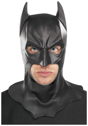 Click Here to buy Deluxe Batman Mask from HalloweenCostumes, USA Funds & Shipping