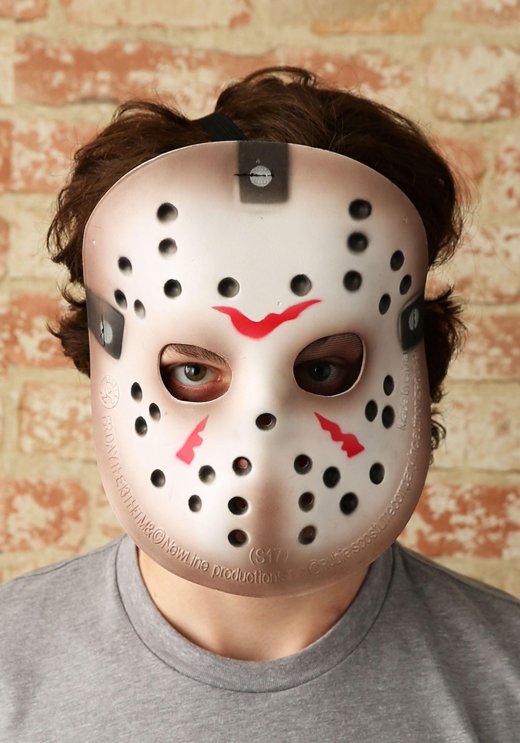 Jason mask images 1