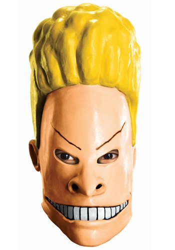 Vinyl Beavis Mask By: Rubies Costume Co. Inc for the 2015 Costume season.
