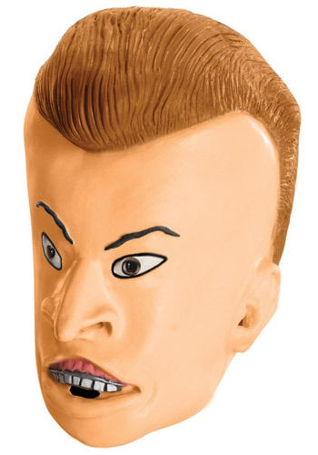 Vinyl Butthead Mask By: Rubies Costume Co. Inc for the 2015 Costume season.