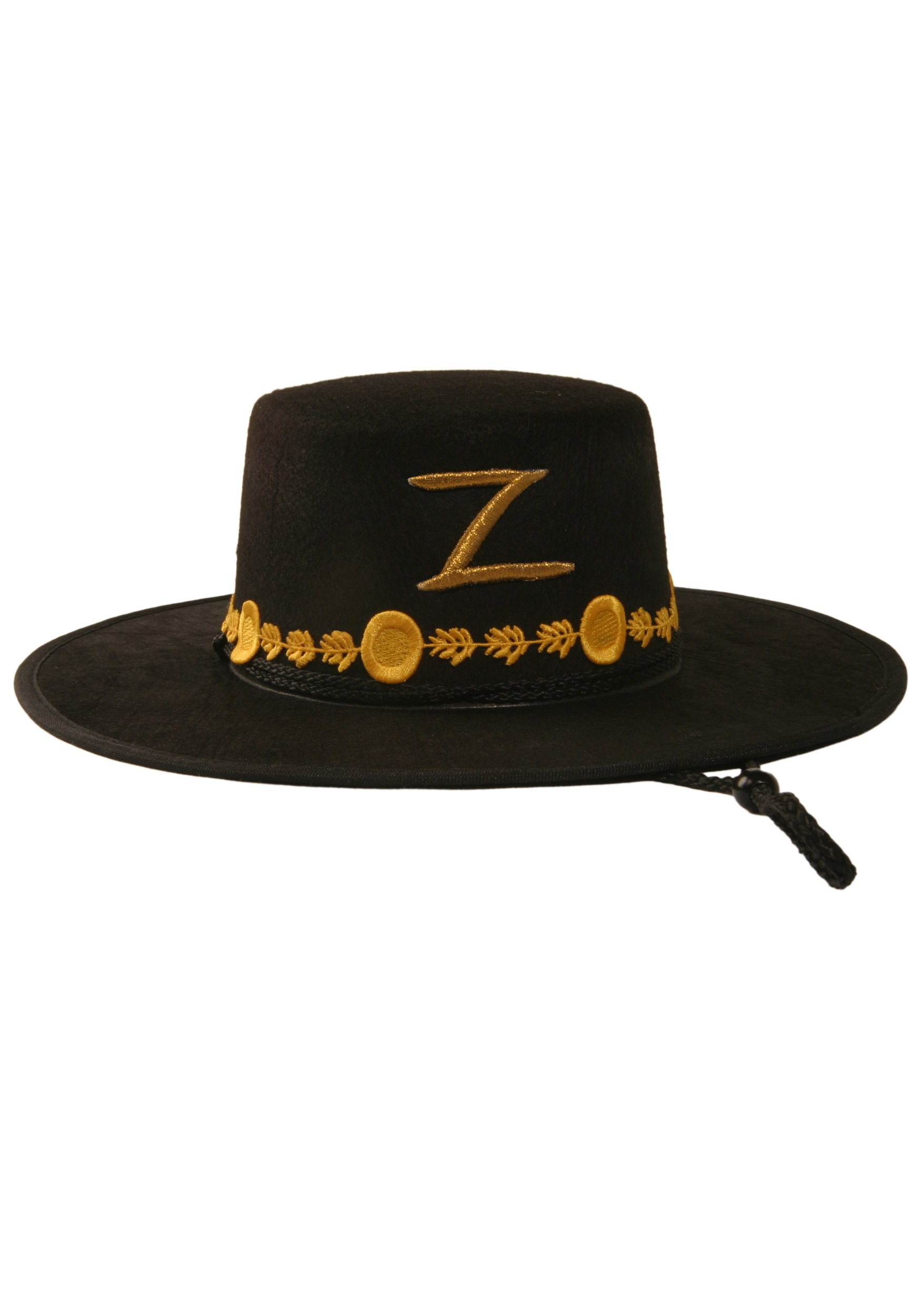 Adult Zorro Hat  sc 1 st  Halloween Costumes & Zorro Costumes For Women Men and Kids