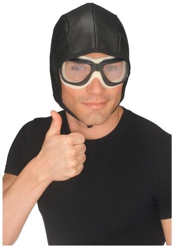 Aviator Helmet and Goggles Set RU49162-ST