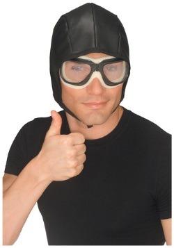 Aviator Helmet and Goggles Set
