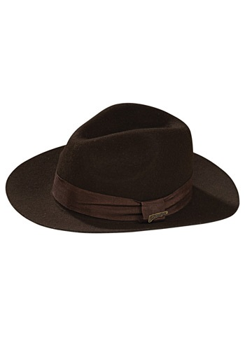Kids Deluxe Indiana Jones Hat By: Rubies Costume Co. Inc for the 2015 Costume season.