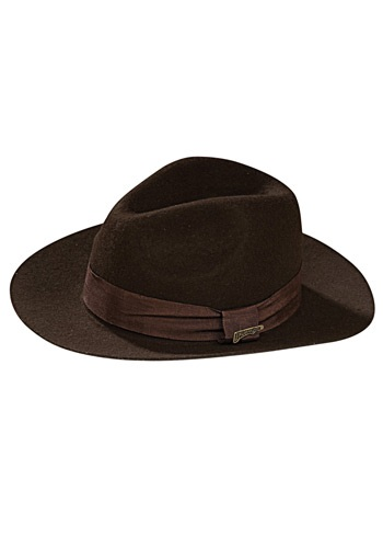 Adult Deluxe Indiana Jones Hat By: Rubies Costume Co. Inc for the 2015 Costume season.