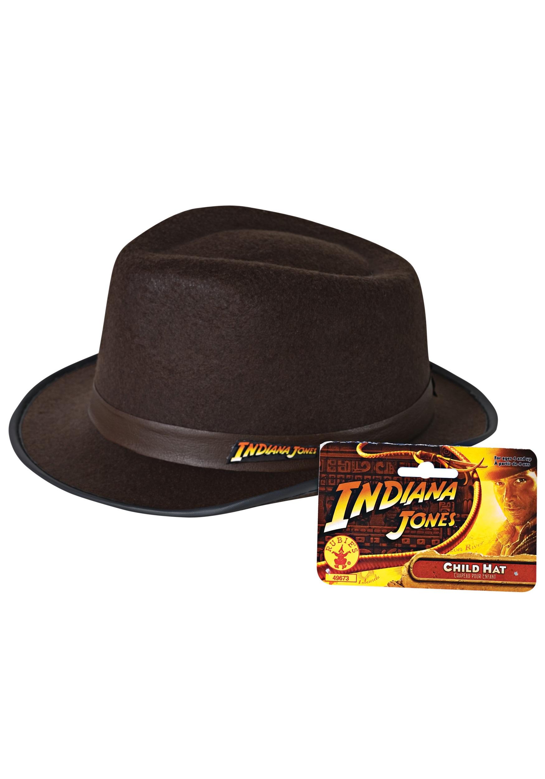 Indiana Jones Hat Indiana Jones Child Hat