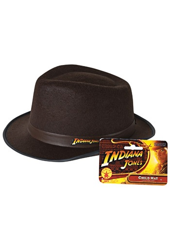 Indiana Jones Child Hat By: Rubies Costume Co. Inc for the 2015 Costume season.