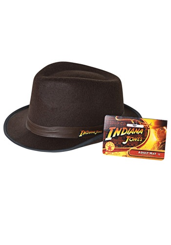 Indiana Jones Adult Hat By: Rubies Costume Co. Inc for the 2015 Costume season.