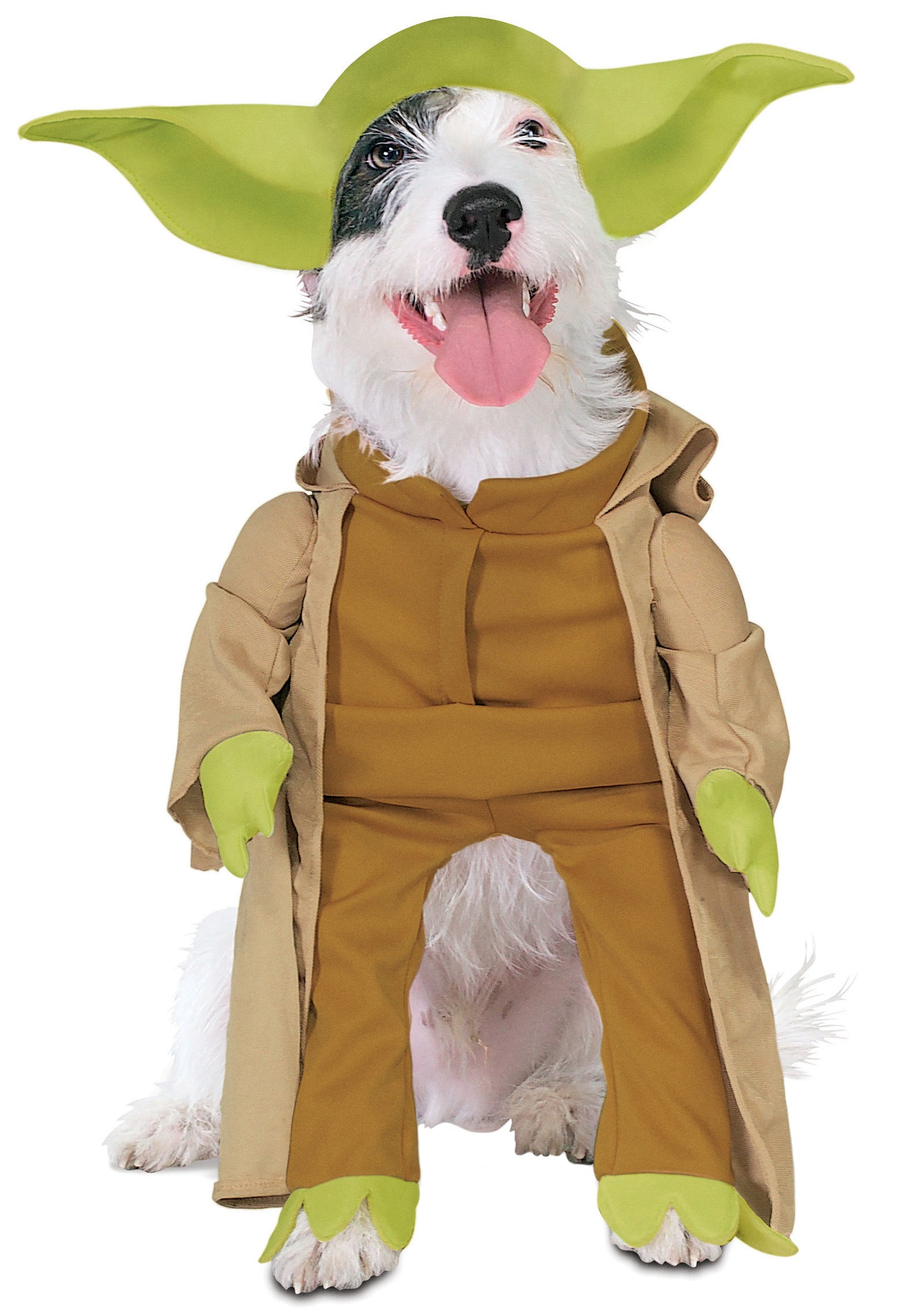 Pet costumes cat dog halloween costumes halloweencostumes yoda dog costume solutioingenieria Images