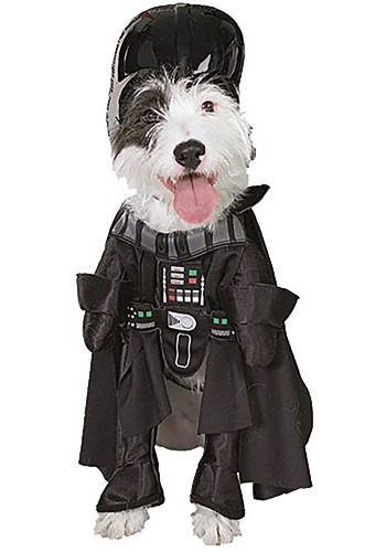 Darth Vader Dog Costume #starwars