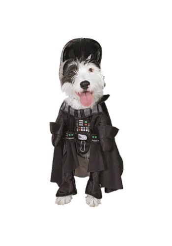 Click Here to buy Darth Vader Dog Costume from HalloweenCostumes, CDN Funds