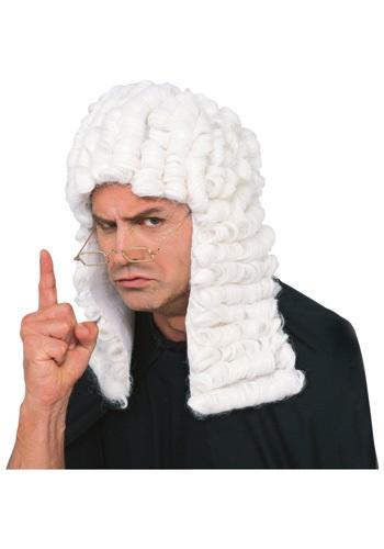 Judge Wig Accessory