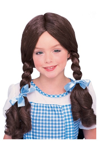 Kids Dorothy Wig By: Rubies Costume Co. Inc for the 2015 Costume season.