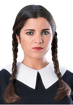 Wednesday Addams Wig