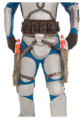 Click Here to buy Jango Fett Blaster & Holster Set from HalloweenCostumes, CDN Funds