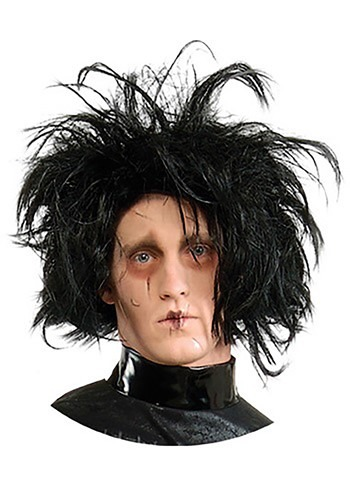 Click Here to buy Edward Scissorhands Wig from HalloweenCostumes, CDN Funds
