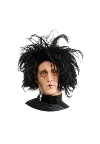 Click Here to buy Edward Scissorhands Wig from HalloweenCostumes, USA Funds & Shipping