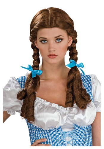 Super Deluxe Dorothy Wig By: Rubies Costume Co. Inc for the 2015 Costume season.