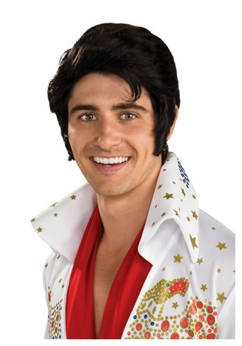 Elvis Wig By: Rubies Costume Co. Inc for the 2015 Costume season.