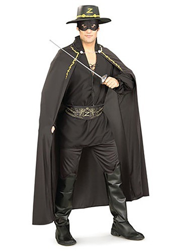 Adult Zorro Accessory Kit By: Rubies Costume Co. Inc for the 2015 Costume season.