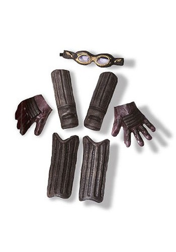 Child Size Quidditch Kit   Harry Potter Quidditch Set By: Rubies Costume Co. Inc for the 2015 Costume season.