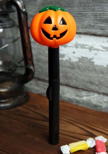Pumpkin Flashlight - Classic Halloween Costume Accessories