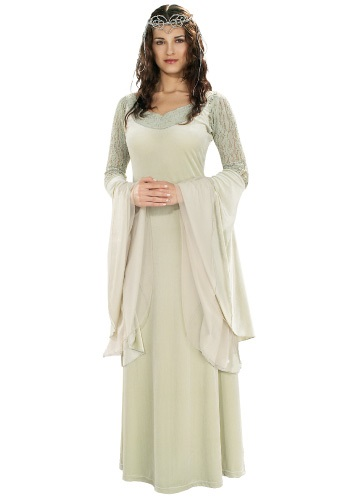 Deluxe Queen Arwen Costume By: Rubies Costume Co. Inc for the 2015 Costume season.