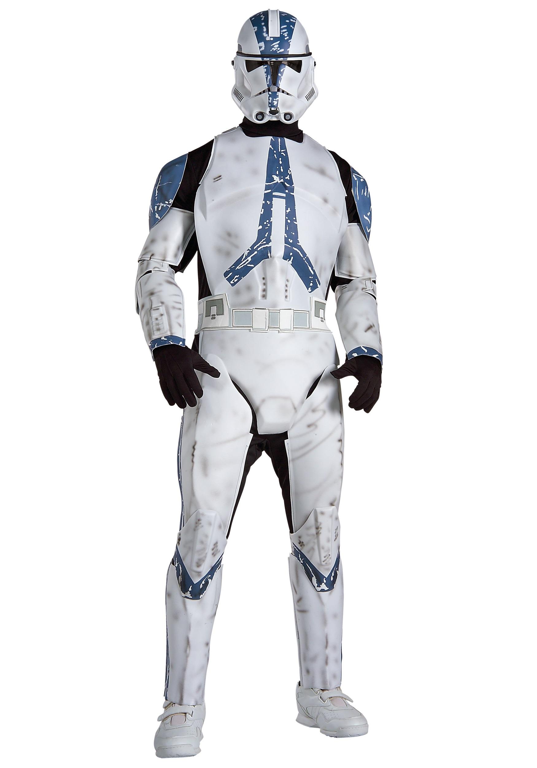 Clone Trooper Deluxe Costume  RU56078