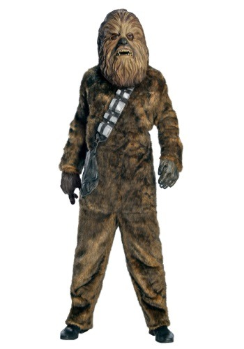 Adult Deluxe Chewbacca Costume By: Rubies Costume Co. Inc for the 2015 Costume season.