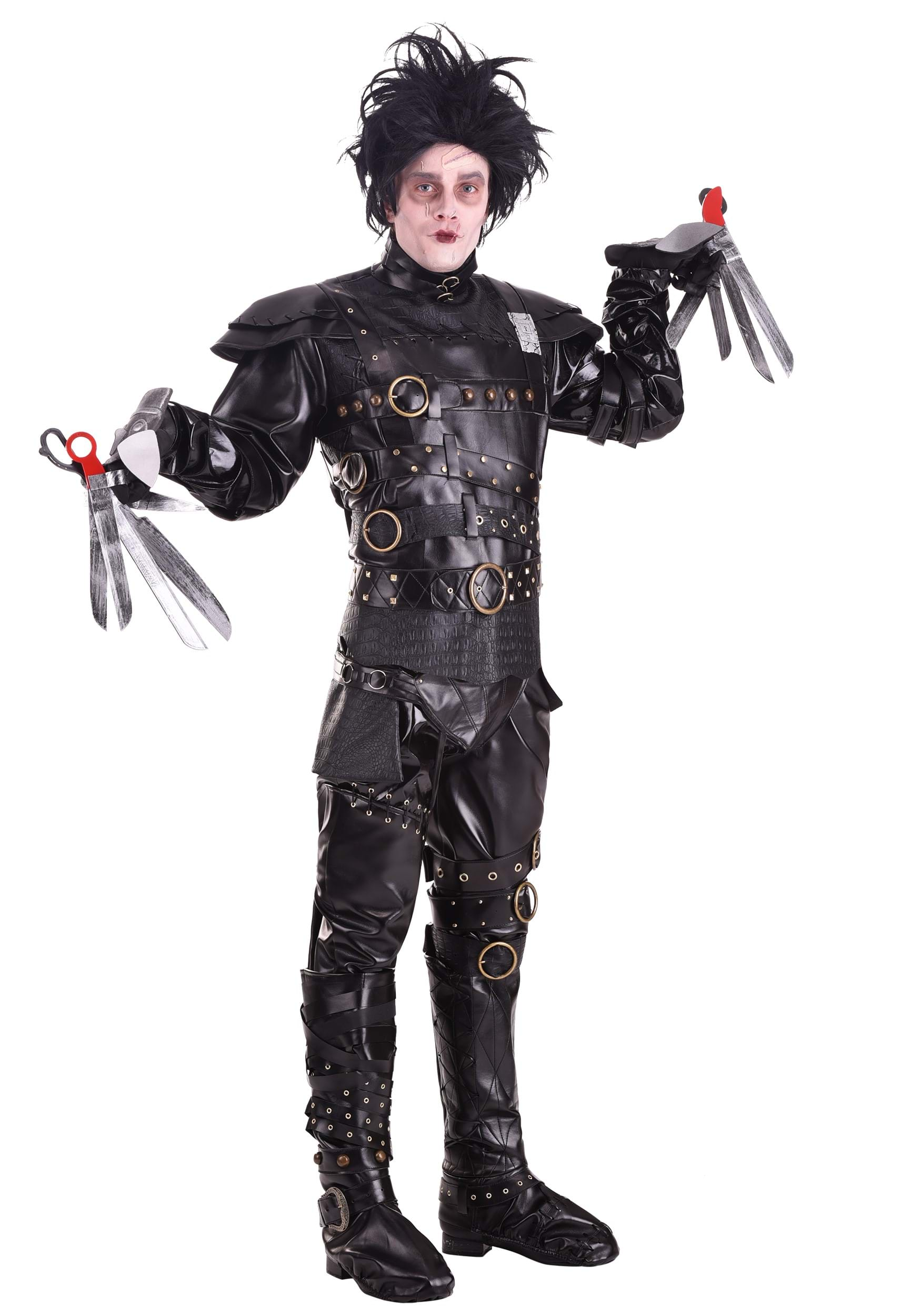 Grand Heritage Edward Scissorhands Costume