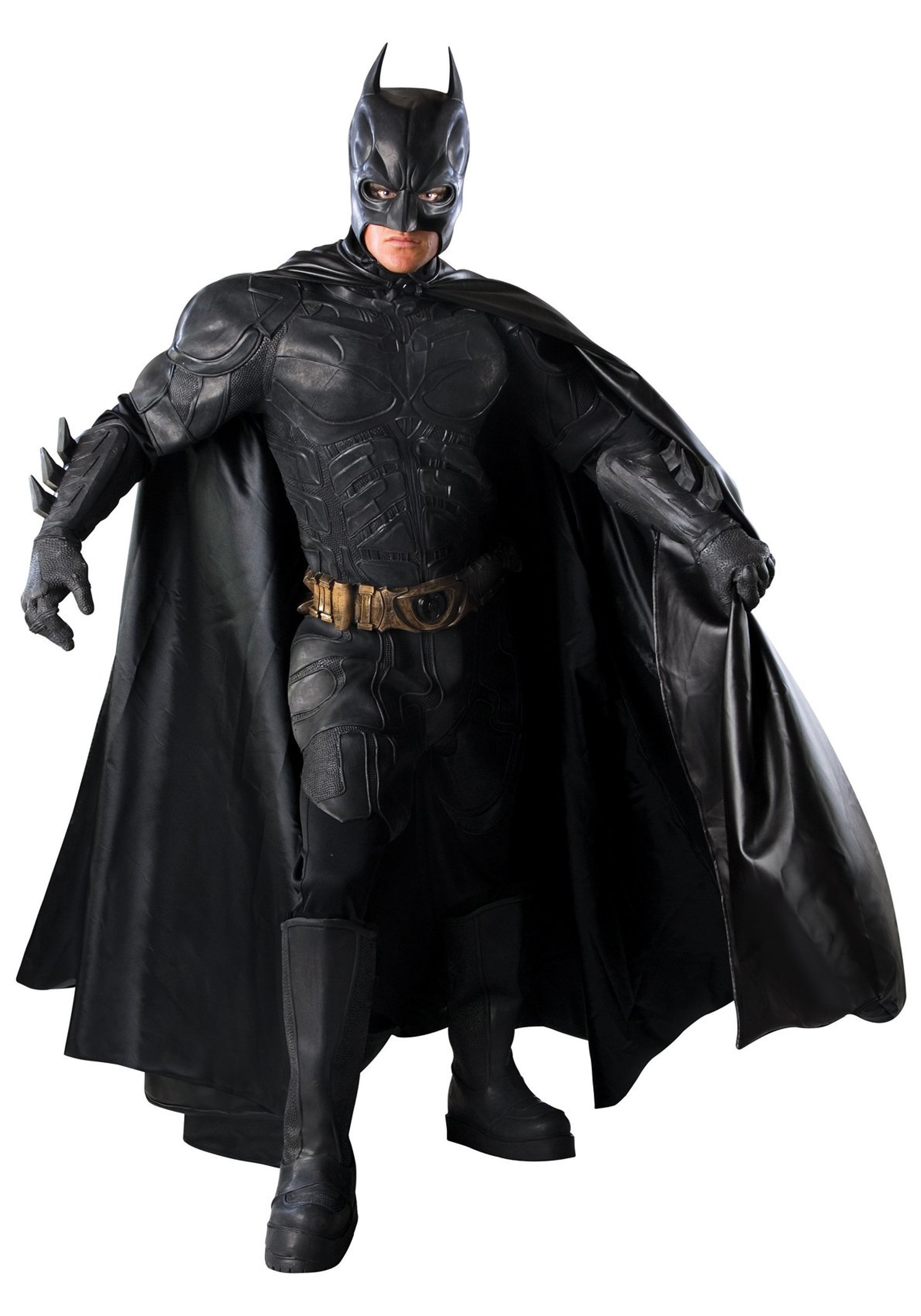 authentic batman dark knight costume