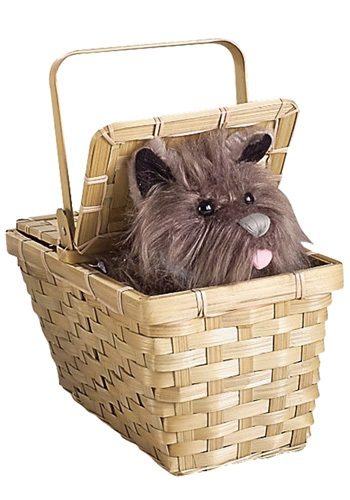Deluxe Toto with Basket RU583-ST