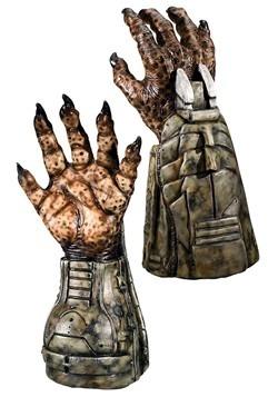 Deluxe Predator Hands update