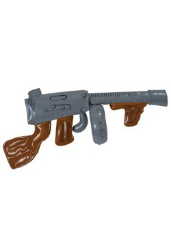 Inflatable Gangster Machine Gun