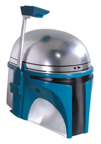 Jango Fett Collectors Helmet By: Rubies Costume Co. Inc for the 2015 Costume season.