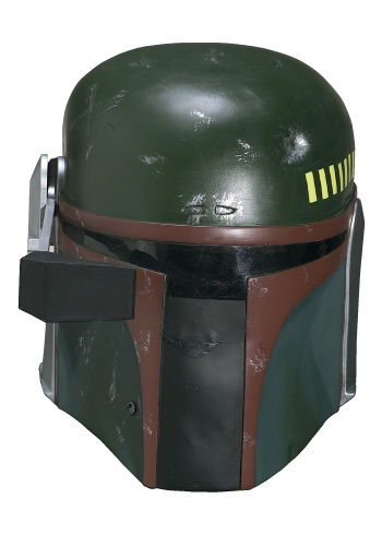 Deluxe Boba Fett Collectible Helmet RU65004