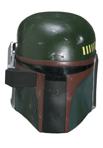 Deluxe Boba Fett Helmet   Star Wars Boab Fett Helmet