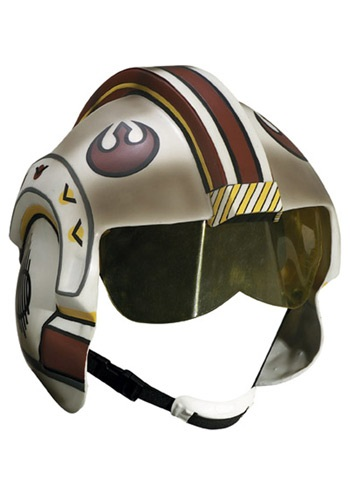 X Wing Fighter Collectible Helmet By: Rubies Costume Co. Inc for the 2015 Costume season.