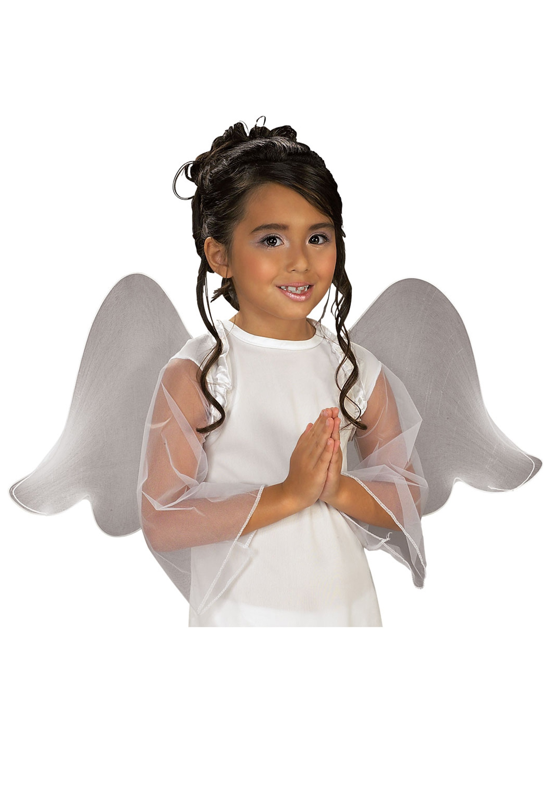 sc 1 st  Halloween Costumes & Child Angel Costume Wings