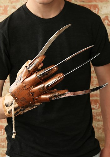 Freddy Krueger Glove By: Rubies Costume Co. Inc for the 2015 Costume season.