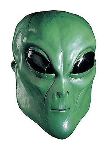 alien halloween masks