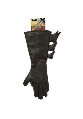 Click Here to buy Kids Batman Gloves from HalloweenCostumes, USA Funds & Shipping
