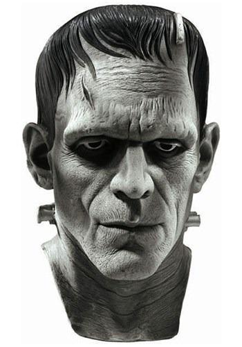 Deluxe Frankenstein Mask (Deluxe Frankenstein Mask)